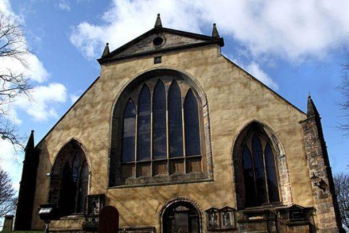 Greyfriars Kirk - Soul of Scotland Tours