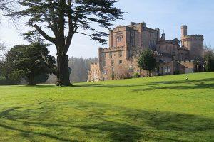 Dalhousie Castle - Soul of Scotland Tours