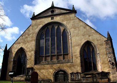 THE CHRISTIAN HERITAGE TOUR GREYFRIARS KIRK 2
